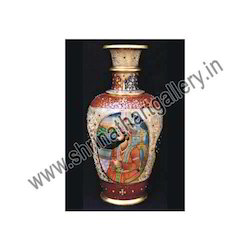 Marble Colorful Vases