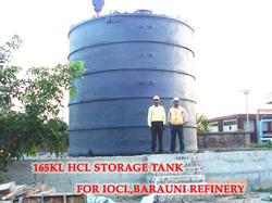 Durable Chemical & Acid Storage Tanks