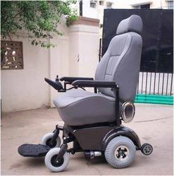 Motorized Deluxe Wheelchair
