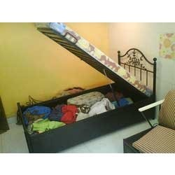 Single Bed With Storage Lift Up
