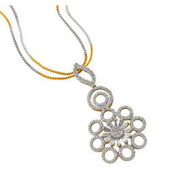VKP 1003 Diamond Pendant