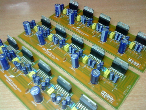 Audio Amplifier Kit 500 Watts