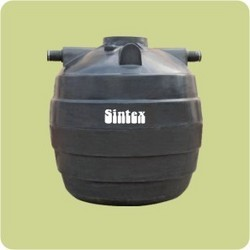 Industrial Septic Tanks