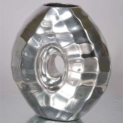 Round Metal Tableware