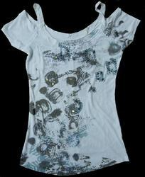 Ladies High Fashion Top - Guess - W1512001