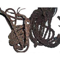 Bolo Braided Leather Cord