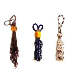 Fancy Beaded Tassels
