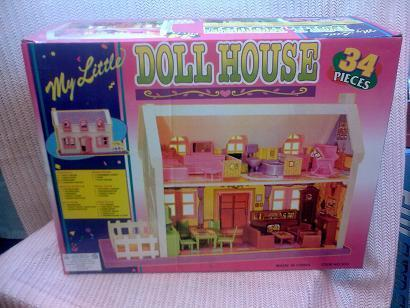 Doll House Doll House 34 Pieces Wholesaler From New Delhi