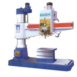 High Precision Radial Drilling Machine
