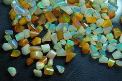 Opal Faceted Nuggets