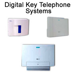 Digital Key Telephone Systems