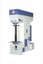 Calibration Of Brinell Hardness Testing Machine