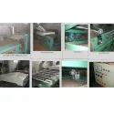 Ethanol Coater Machine