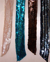 Sequin Belts