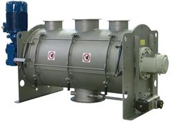 Batch Type Single Shaft Mixers