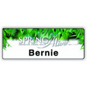 PVC Name Badge
