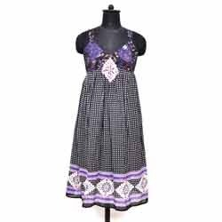Dot Patterned Dresses