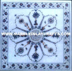 Marble Square Table Tops