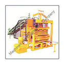 Stationary Type Concrete Block Making Machine