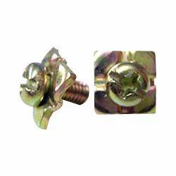 square washer sems screw