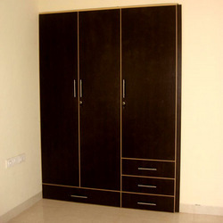 Wooden Wardrobe