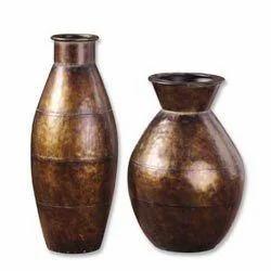 Brass Antique Vase
