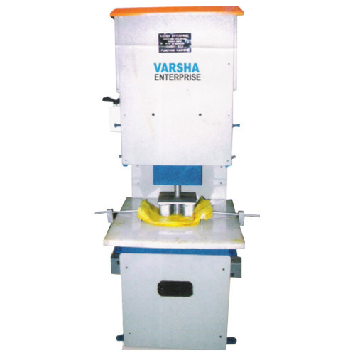 Automatic Carry Bag Punching Machines