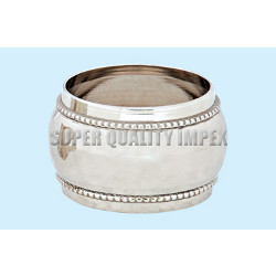 Round Design Napkin Rings
