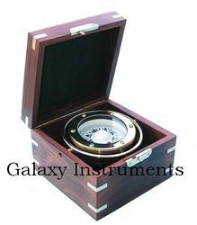 Gimbaled Boxed Compass
