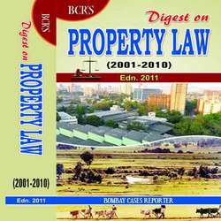 Digest On Property Law 2001-2010