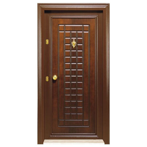 Wooden Doors Wooden Fancy Door Manufacturer From Thrissur