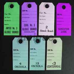 Vechicle ID Tags