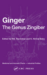 Ginger: The Genus Zingiber - Special Indian Reprint