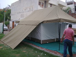 Swiss Cottage Tent for High Wind Area & Cottage Tent - Swiss Cottage Tent for High Wind Area Exporter from ...