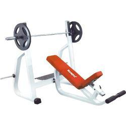 Incline Fixed Bench