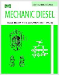Mechanic Diesel (Theory With Assignment/Test Solved)