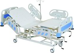 Height Adjustment ICU Bed - Manual