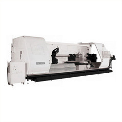 Heavy Duty Flat Bed & Slant Bed Lathe