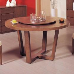 Alea Round Dining Table