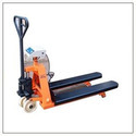 Weighing Pallet Truck