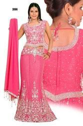 Pink Party Lehenga