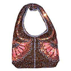 Embroidered Handbags Bags