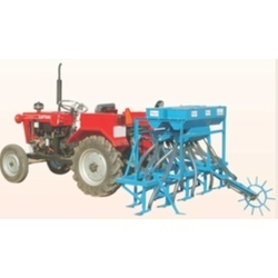 Mini Tractor Seed Dril