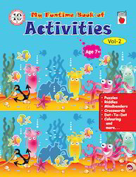 My Funtime Book of Activities- Vol-2