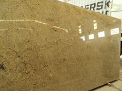 Gold Granite Slab