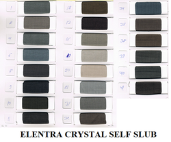 Suiting Materials