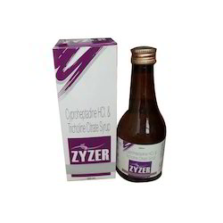 Tricholine Citrate 275 Mg Syrup