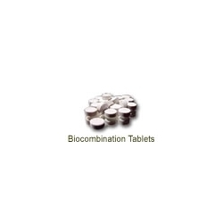 Biocombination Tablets (Homeopathic Medicin)