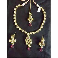 Heavy Necklace Set