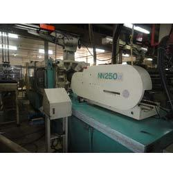 Used Plastic Injection Machinery